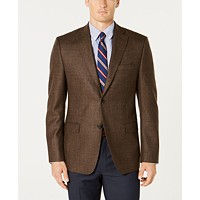 Lauren Ralph Lauren Mens Slim-Fit UltraFlex Stretch Wool Sport Coat