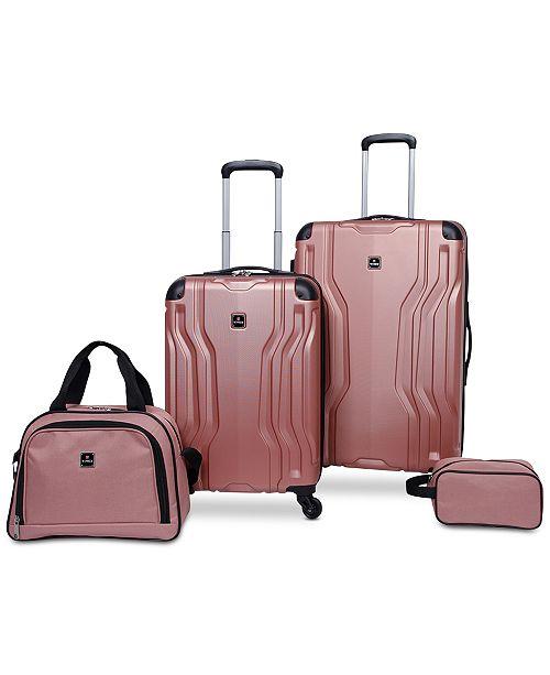 Tag Legacy 4 Pc Luggage Set Luggage Macy S