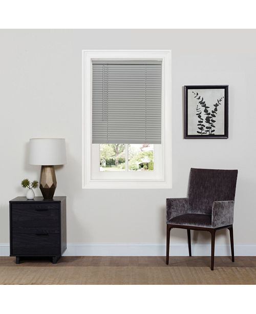 "Achim Cordless 46""x64"" GII Deluxe Sundown 1"" Room Darkening Mini Blind"