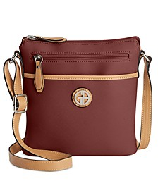 Saffiano Crossbody, Created for Macy's