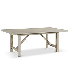Parker Expandable Dining Table, Created for Macy's