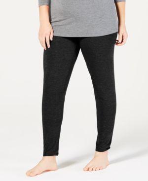 Image of Cuddl Duds Plus Size Softwear Stretch Leggings