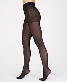 The Easy On! Get Skinny! Microfiber Shaping Tights