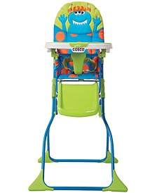 Simple Fold Deluxe High Chair