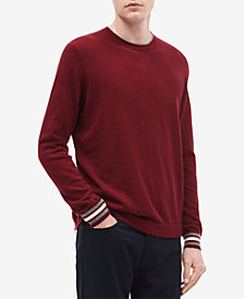 Calvin Klein Men's Tipped Sweater
