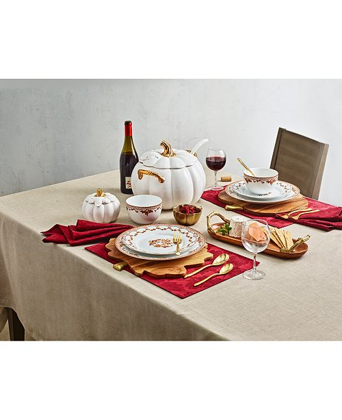 Martha Stewart Collection CLOSEOUT! Harvest Collection, Created for Macy's