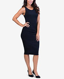 Belly Bandit Maternity Nursing Sheath Dress