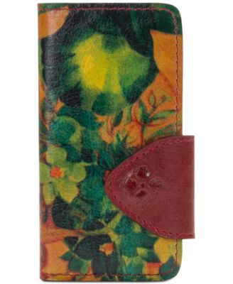 phone cases macy\u0027spatricia nash alessandria printed leather iphone 8 case