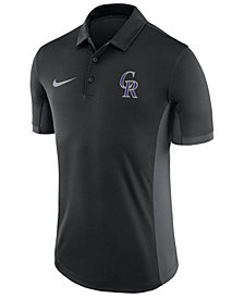 Nike Men's Colorado Rockies Franchise Polo