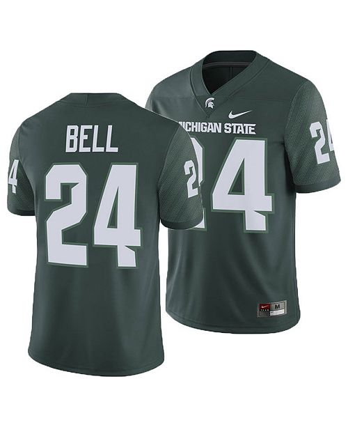 cheap for discount 164f9 6f508 Men's Le'Veon Bell Michigan State Spartans Player Game Jersey