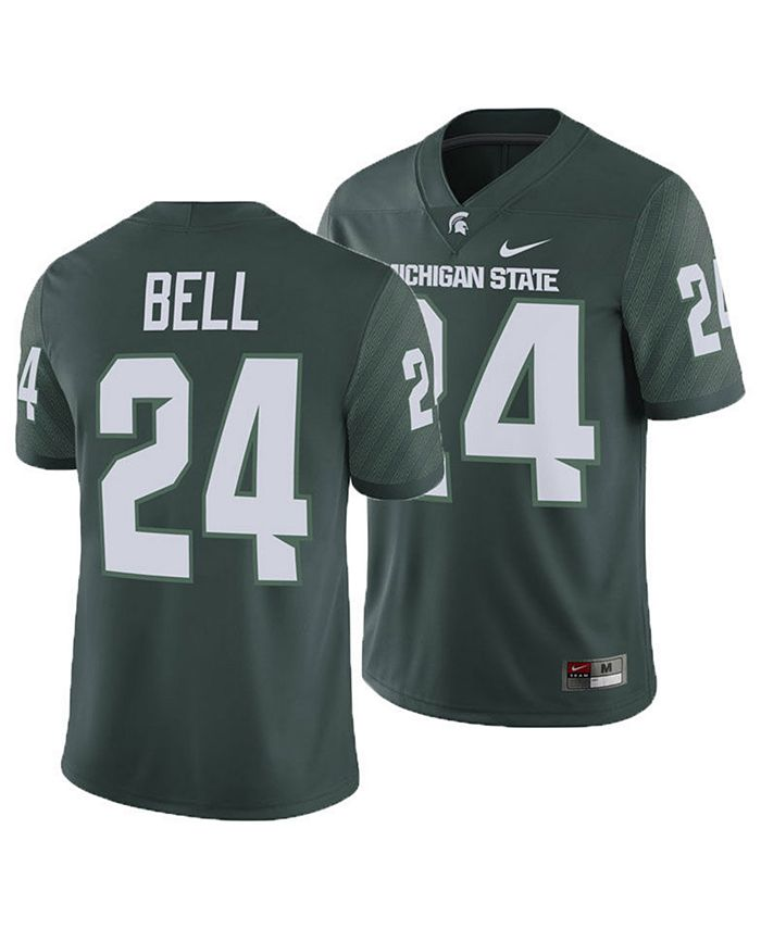 Men's Le'Veon Bell Michigan State Spartans Player Game Jersey