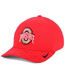 Nike Ohio State Buckeyes Arobill Swoosh Flex Cap