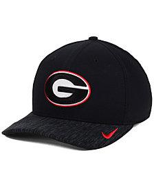 Nike Georgia Bulldogs Arobill Swoosh Flex Cap