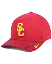 sports shoes 92e0e 5d841 Nike USC Trojans Arobill Swoosh Flex Cap