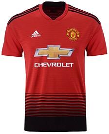 Men's Manchester United Club Team Home Stadium Jersey