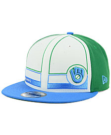 New Era Milwaukee Brewers Topps 1983 9FIFTY Snapback Cap