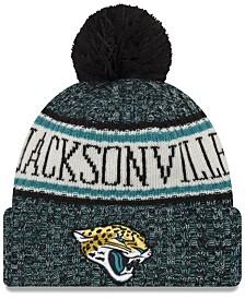 New Era Jacksonville Jaguars Sport Knit Hat