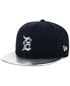 New Era Detroit Tigers Topps 9FIFTY Snapback Cap
