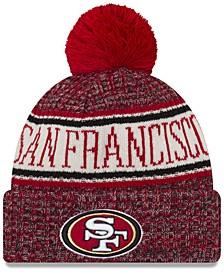 San Francisco 49ers Sport Knit Hat