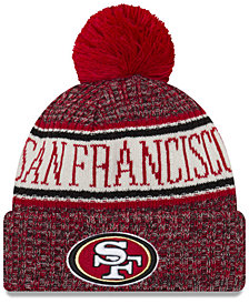 New Era San Francisco 49ers Sport Knit Hat