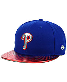 New Era Philadelphia Phillies Topps 9FIFTY Snapback Cap