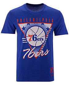 Mitchell & Ness Men's Philadelphia 76ers Final Seconds T-Shirt
