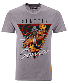 Mitchell & Ness Men's Seattle SuperSonics Final Seconds T-Shirt