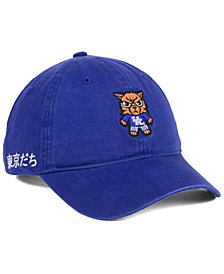 Zephyr Kentucky Wildcats Shibuya Adjustable Strapback Cap