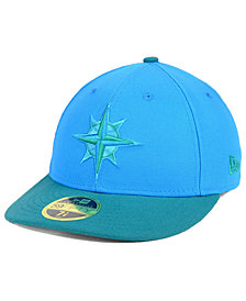 New Era Seattle Mariners Players Weekend Low Profile 59FIFTY FITTED Cap