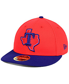 New Era Texas Rangers Players Weekend Low Profile 59FIFTY FITTED Cap