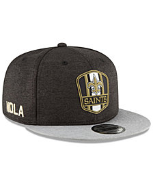 New Era Boys' New Orleans Saints Sideline Road 9FIFTY Cap