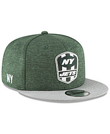 New Era Boys' New York Jets Sideline Road 9FIFTY Cap