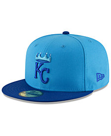 New Era Boys' Kansas City Royals Players Weekend 59FIFTY FITTED Cap