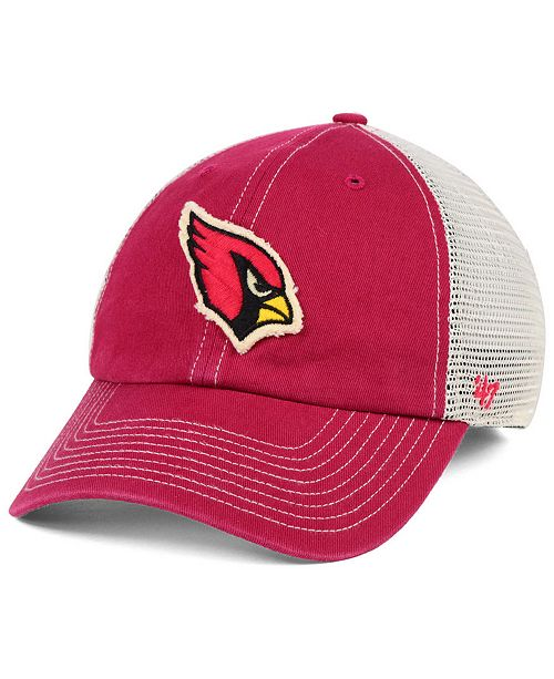 34c268e71 47 Brand Arizona Cardinals Canyon Mesh CLEAN UP Cap - Sports Fan ...