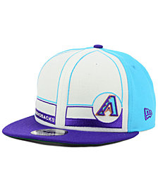 New Era Arizona Diamondbacks Topps 1983 9FIFTY Snapback Cap