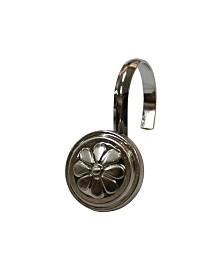 Wagon Wheel Shower Hooks