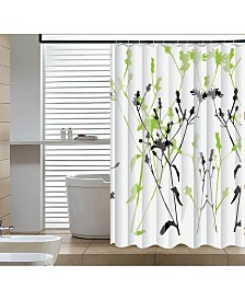 Wild Garden Shower Curtain