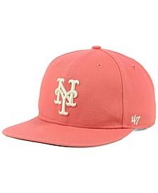 New York Mets Island Snapback Cap