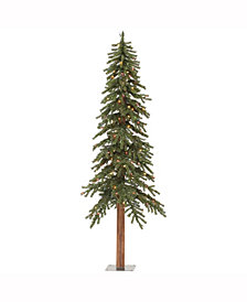 7' Natural Alpine Artificial Christmas Tree Unlit