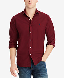 Polo Ralph Lauren Men's Classic-Fit Oxford Shirt
