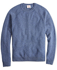 Brooks Brothers Men's Wool Crew-Neck Sweater