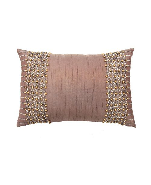 Beautyrest Montreal Faux Silk Decorative Pillow Home Macy's Adorable Faux Silk Decorative Pillows