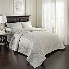 BeautyrestValentre 3 Piece Queen Coverlet Set