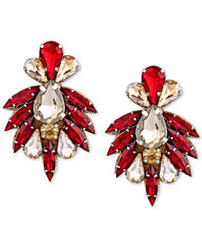 Deepa Crystal Drop Earrings