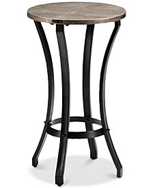 Libson Round Accent Table, Quick Ship