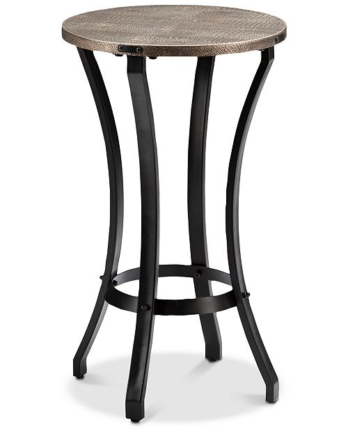 Southern Enterprises Libson Round Accent Table