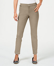 Charter Club Petite Chino Pants, Created for Macy's