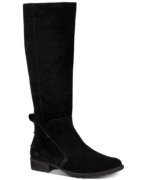 fda3911ed99 UGG® Women's Leigh Riding Boots & Reviews - Boots - Shoes - Macy's