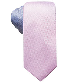 Ryan Seacrest Distinction™ Men's Taylor Degrade Panel Silk Tie, Created for Macy's