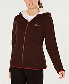 Columbia Winter Wander™ Fleece-Lined Hooded Jacket